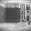 Beti Jai, el frontón más antiguo de Madrid, abierto a las visitas tras las obras de restauración