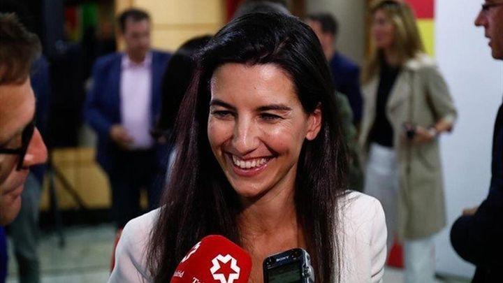 """Rocío Monasterio: """"Si no cumplen, nosotros estamos muy cómodos en la oposición"""""""