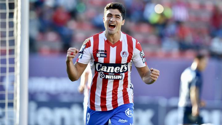 Nicolás Ibáñez, la nueva perla rojiblanca