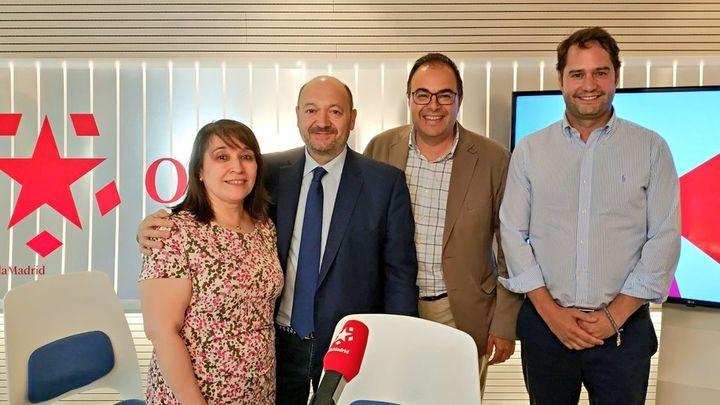 Cara a cara con los alcaldes de Leganés y Torrejón de Ardoz
