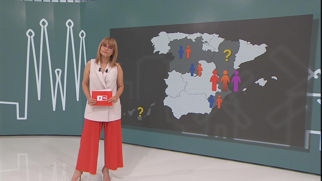 Los pactos avanzan en toda España