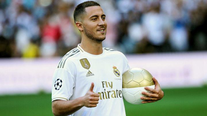 Hazard no pasará por el quirófano por consejo del Real Madrid