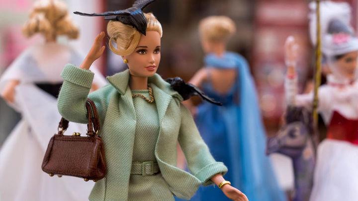 La mayor exposición de Barbie ambientada en el mundo del cine y la moda llega a Madrid