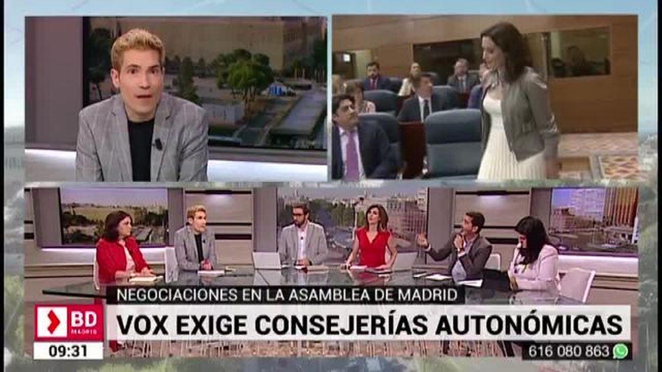 Buenos Días Madrid 14.06.2019
