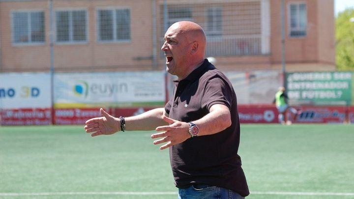 """Emilio Ferreras: """"Si seguimos en nuestra línea, saldremos victoriosos"""""""