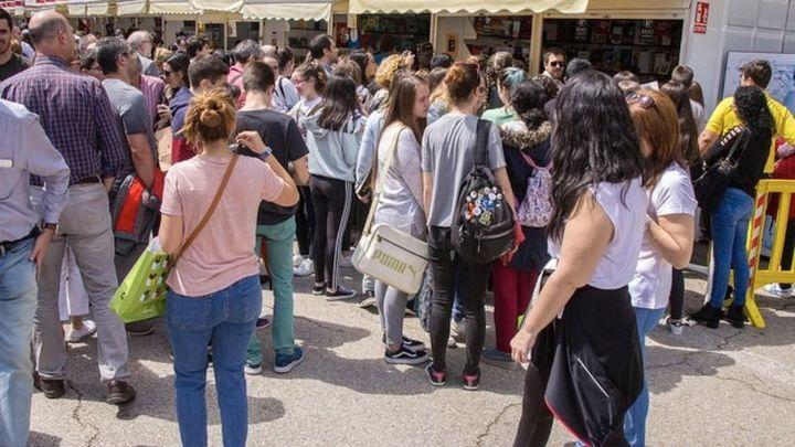 La Feria del Libro de Madrid 2019 batirá todos los récords de afluencia