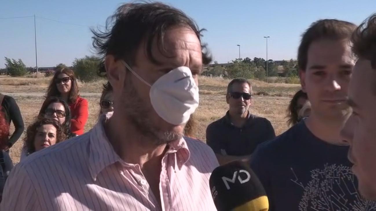 Denuncian el insoportable olor a podrido en Villanueva del Pardillo