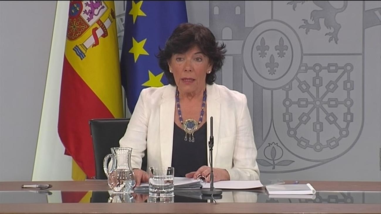 El Gobierno pide a Ciudadanos que deje de obstaculizar la investidura