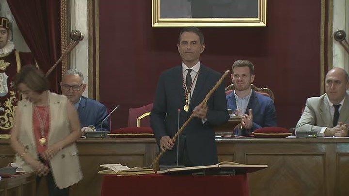 El socialista Javier Rodríguez repite como alcalde de Alcalá de Henares