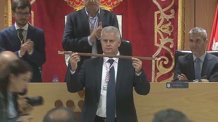 Narciso Romero continúa como alcalde socialista de San Sebastián de los Reyes