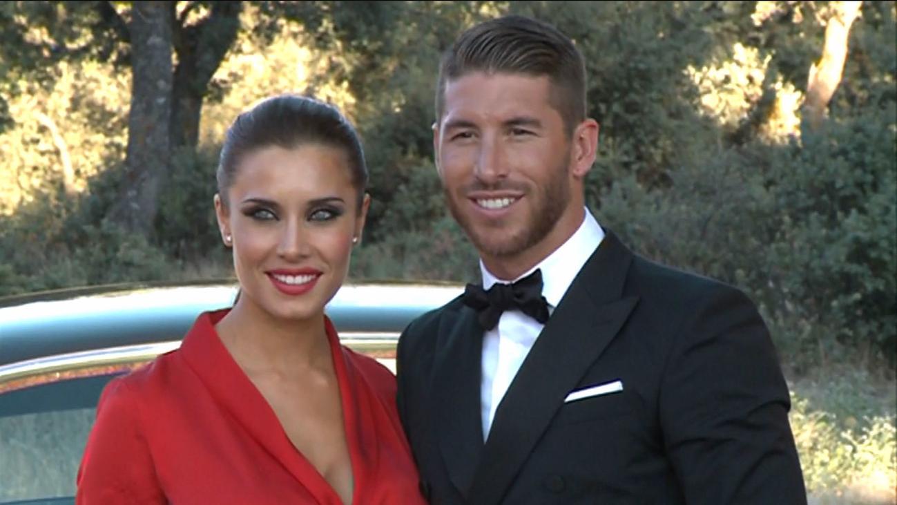Sevilla se viste de gala para la boda de Sergio Ramos y Pilar Rubio