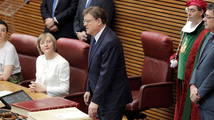 Ximo Puig: La solución al problema valenciano es inaplazable e imprescindible