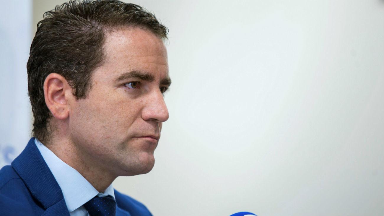 """García Egea sobre los pactos: """"Han permitido que se haga un servicio a España"""""""