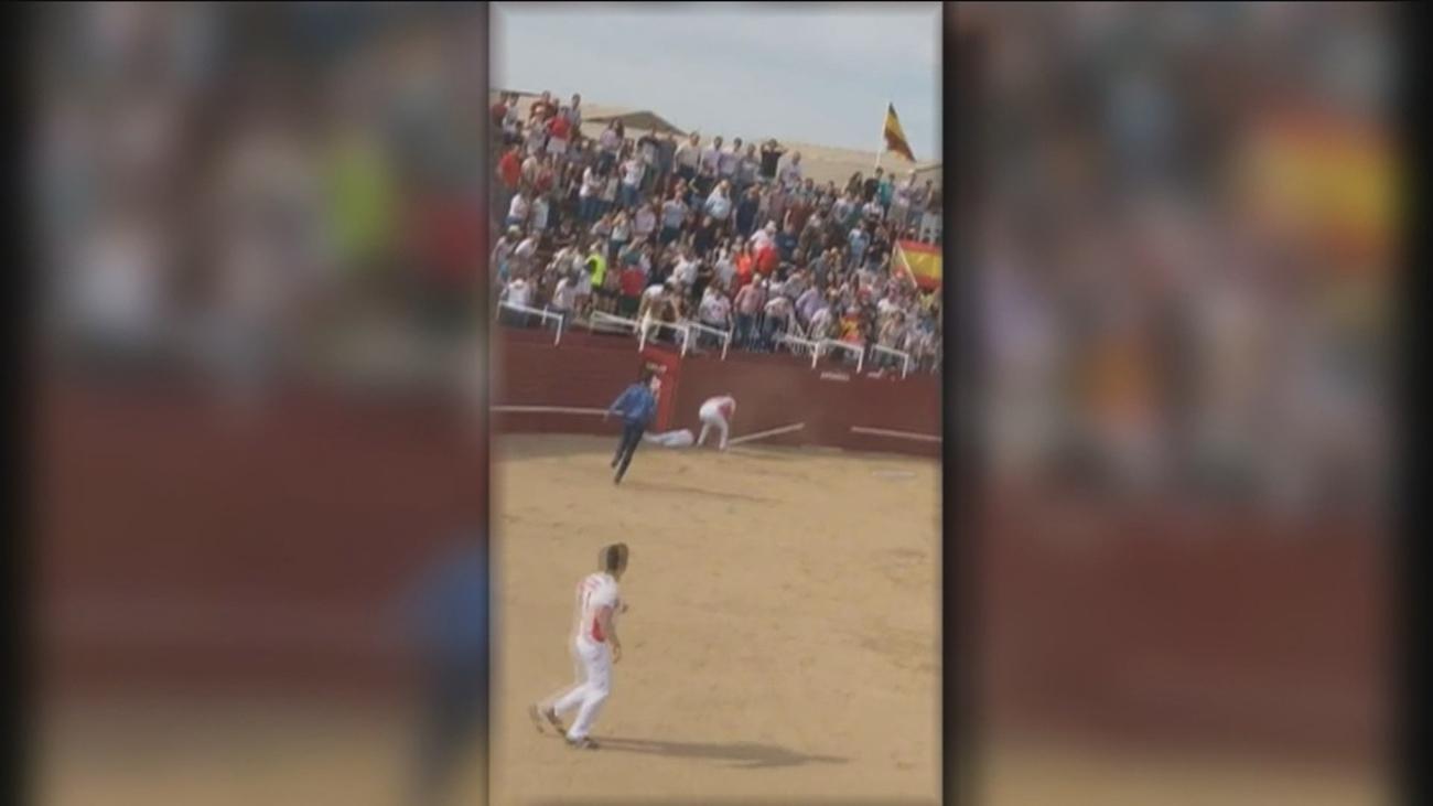 Muere un torilero de una cornada en la plaza de toros de Benavente (Zamora)