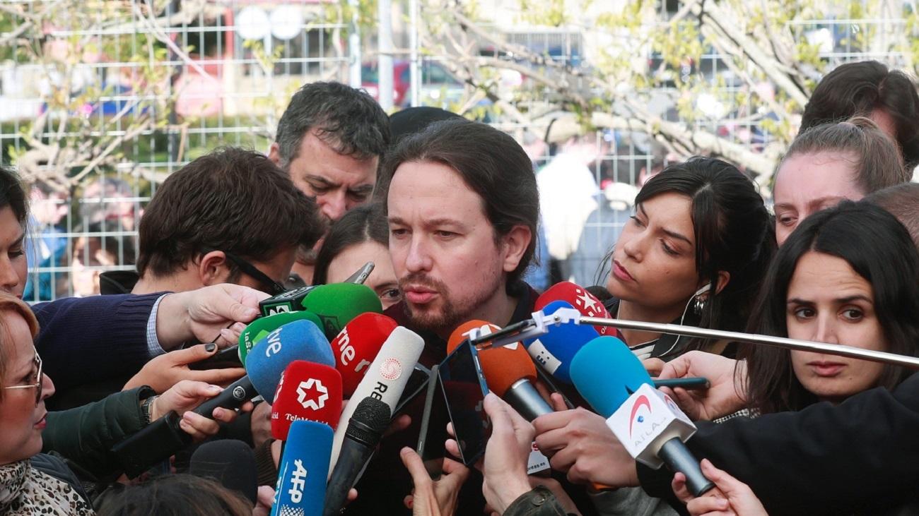 Pablo Iglesias vuelve a defender la postura de Podemos en el Gobierno en El País