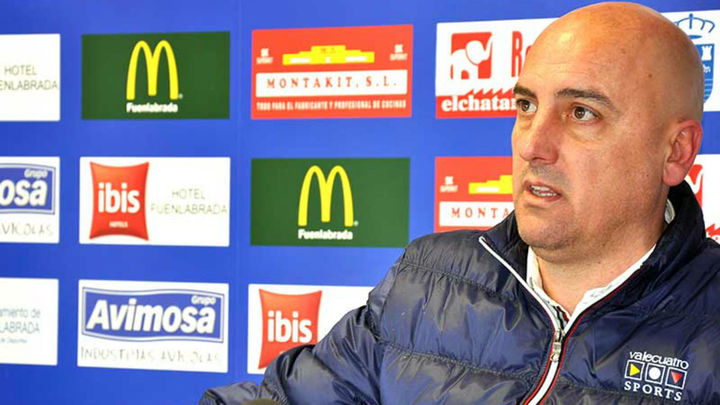 Entrevista a Emilio Ferreras, técnico feliz del Alcobendas Sport