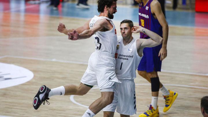 El Real Madrid, a por su segunda victoria en la final de la ACB