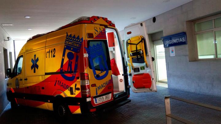 Un todoterreno arrolla al conductor de una autobús en Marqués de Urquijo