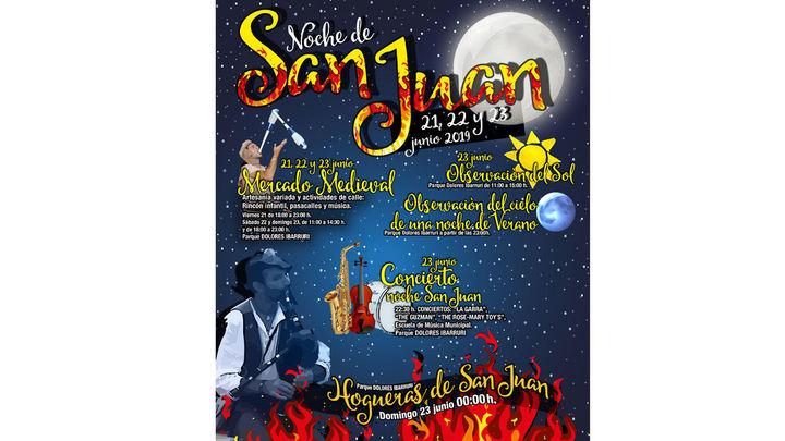 Fiesta de San Juan en San Fernando de Henares