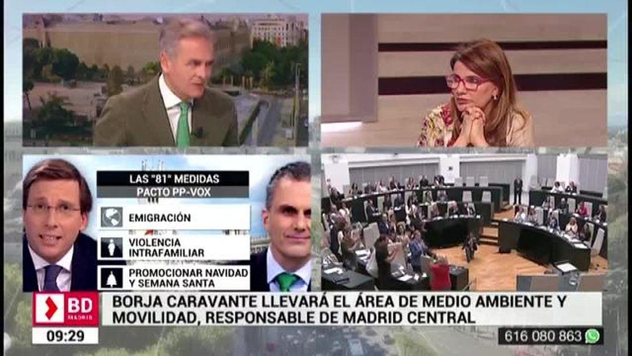 Buenos Días Madrid (8:30 - 10:30) 17.06.2019