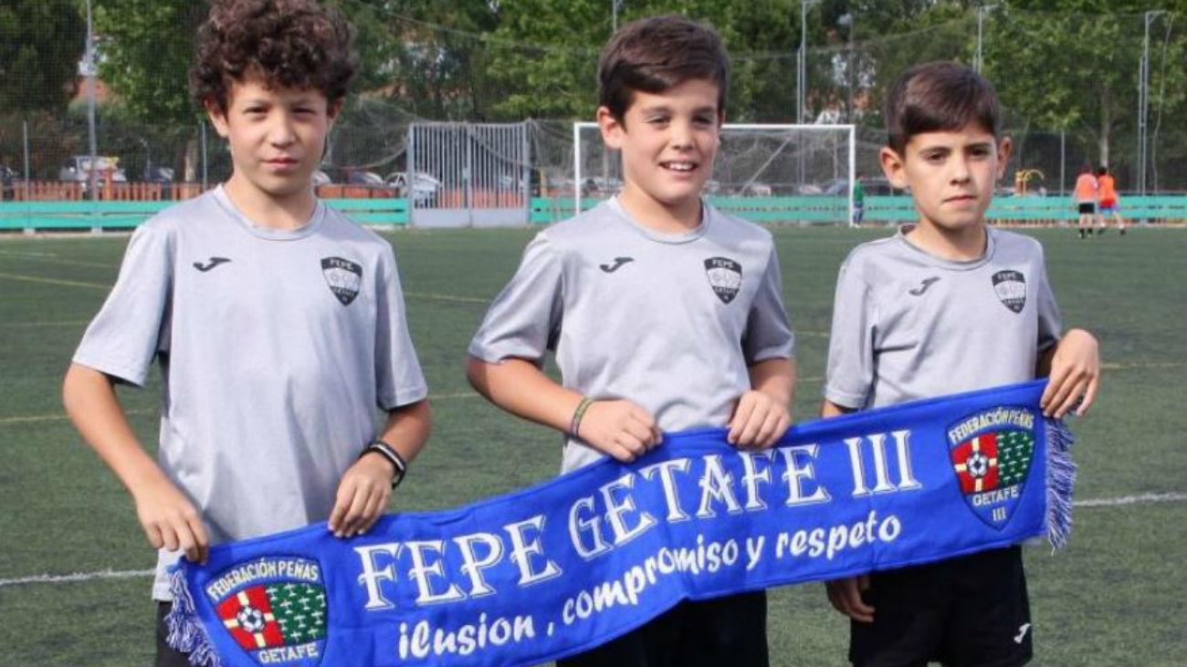 FEPE Getafe III, un club de barrio en la ciudad de Getafe