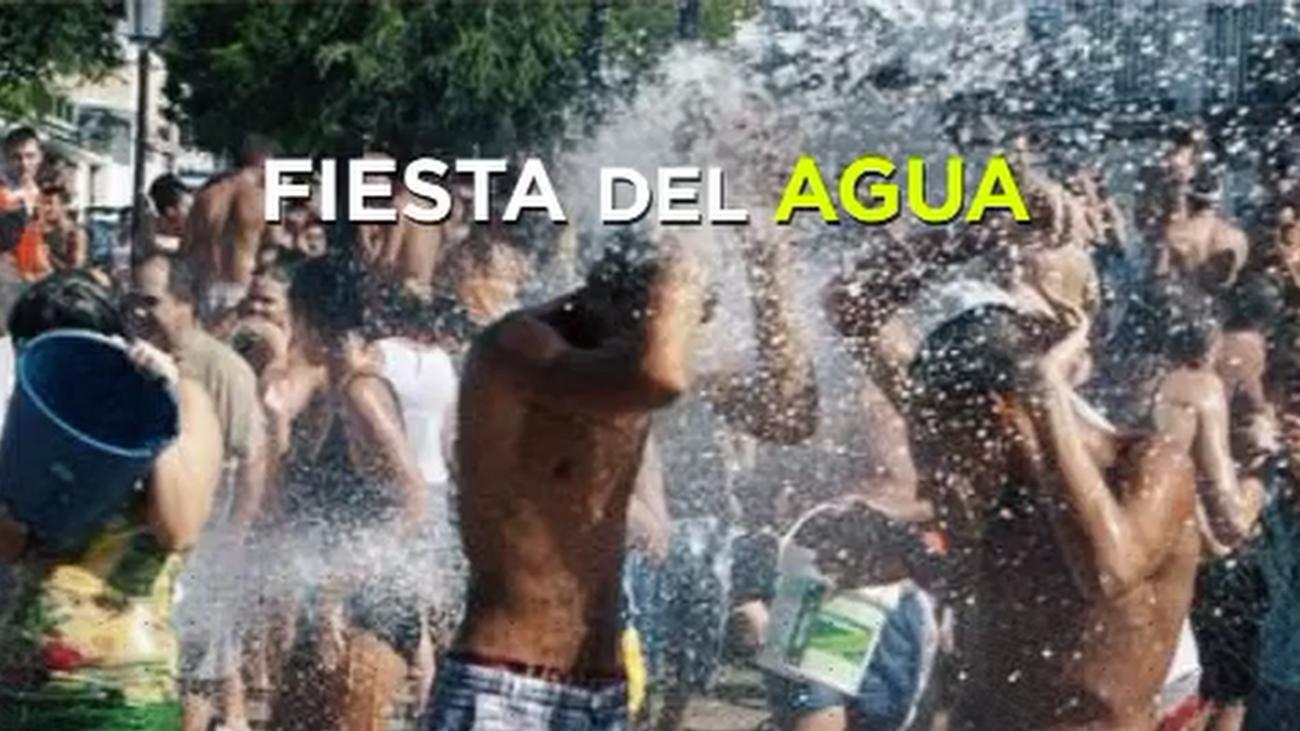 Gran Fiesta del Agua en Parla