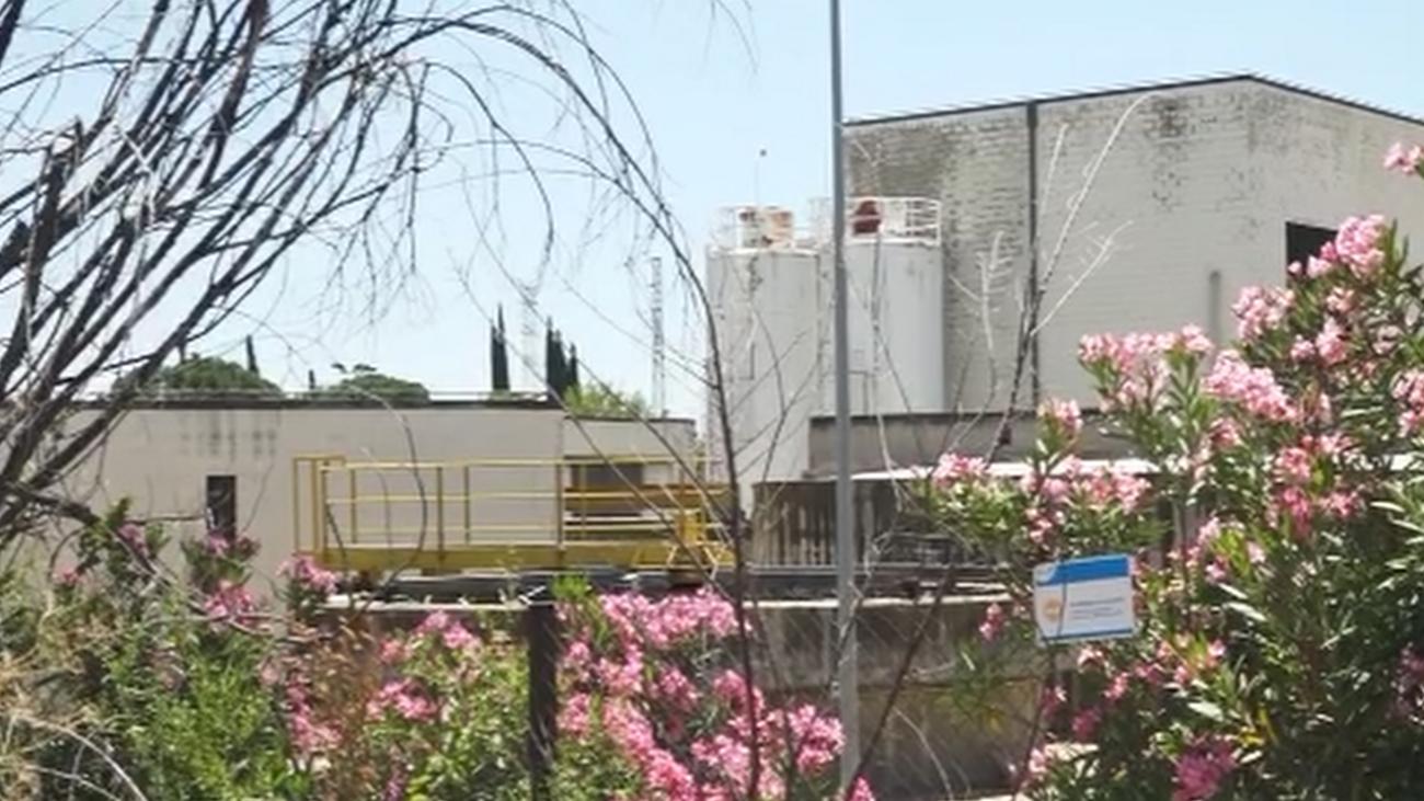 Denuncian el insoportable ruido que emite una depuradora en San Fernando de Henares