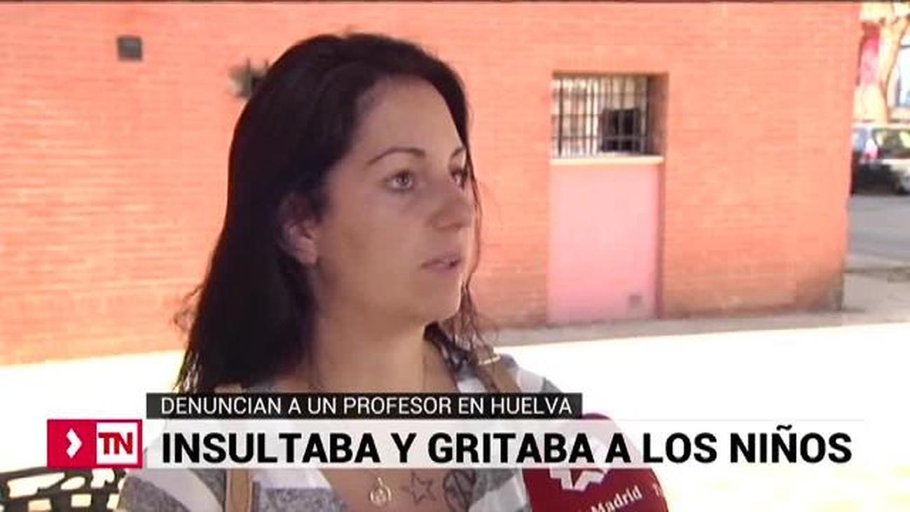 Denunciado un profesor en Huelva por gritar e insultar a sus alumnos