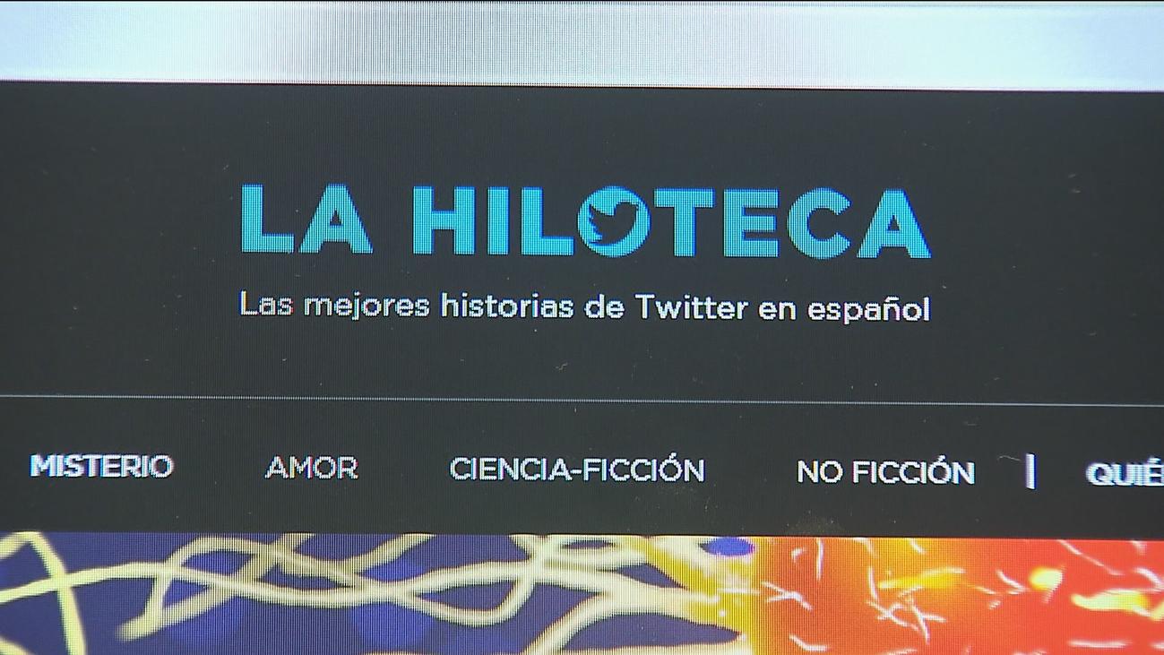 Nace 'La Hiloteca', una biblioteca para encontrar los mejores hilos de Twitter