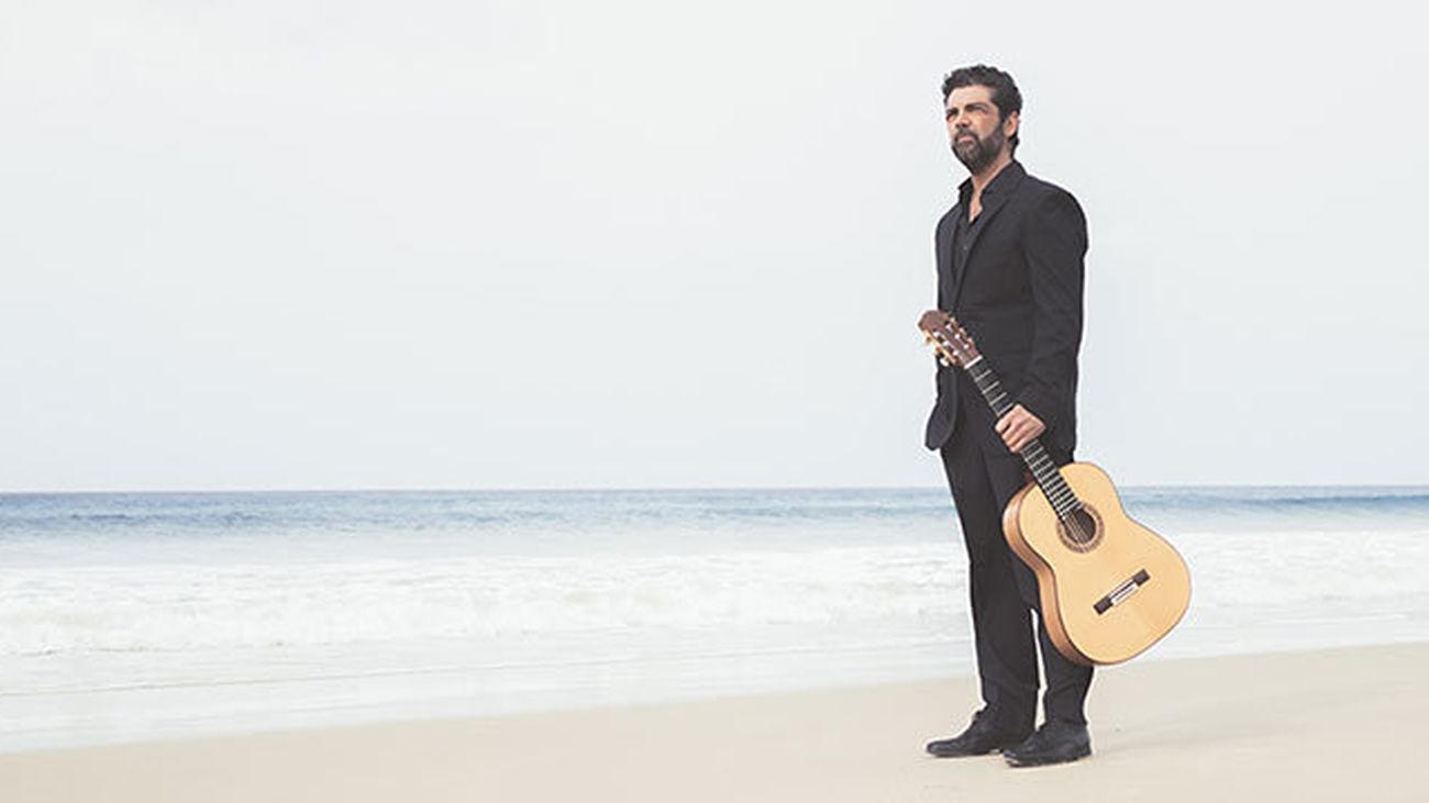 José Carlos Gómez, guitarrista y compositor, presenta su nuevo disco