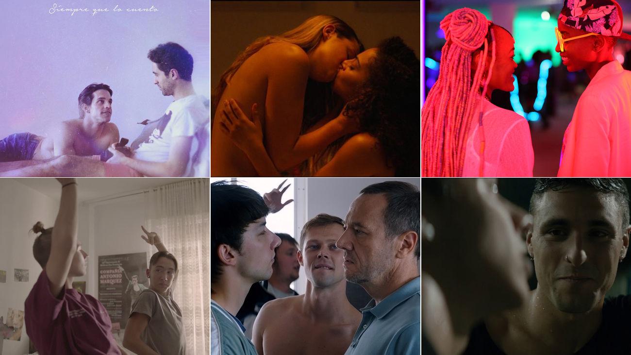 Metrajes de Cinema Pride