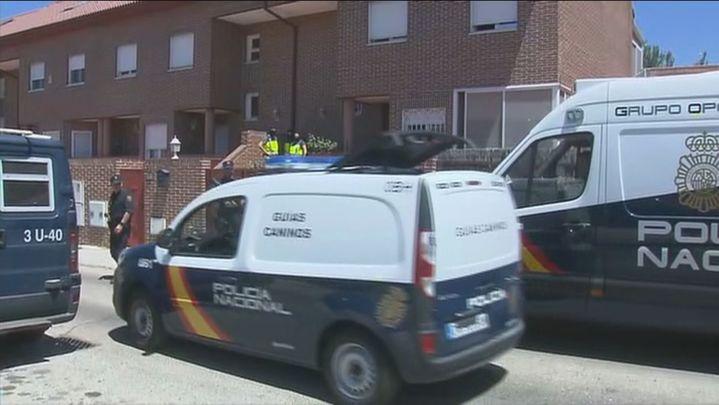 A prisión 7 de los 10 detenidos en Madrid y Algete por financiara yihadistas en Siria