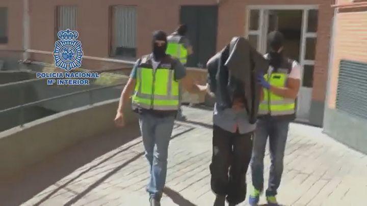 Diez detenidos en Madrid capital y Algete en una operación antiyihadista