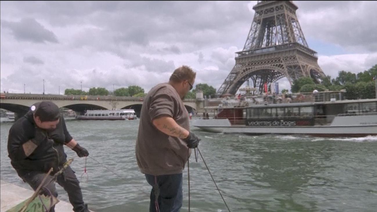 La moda de la pesca magnética