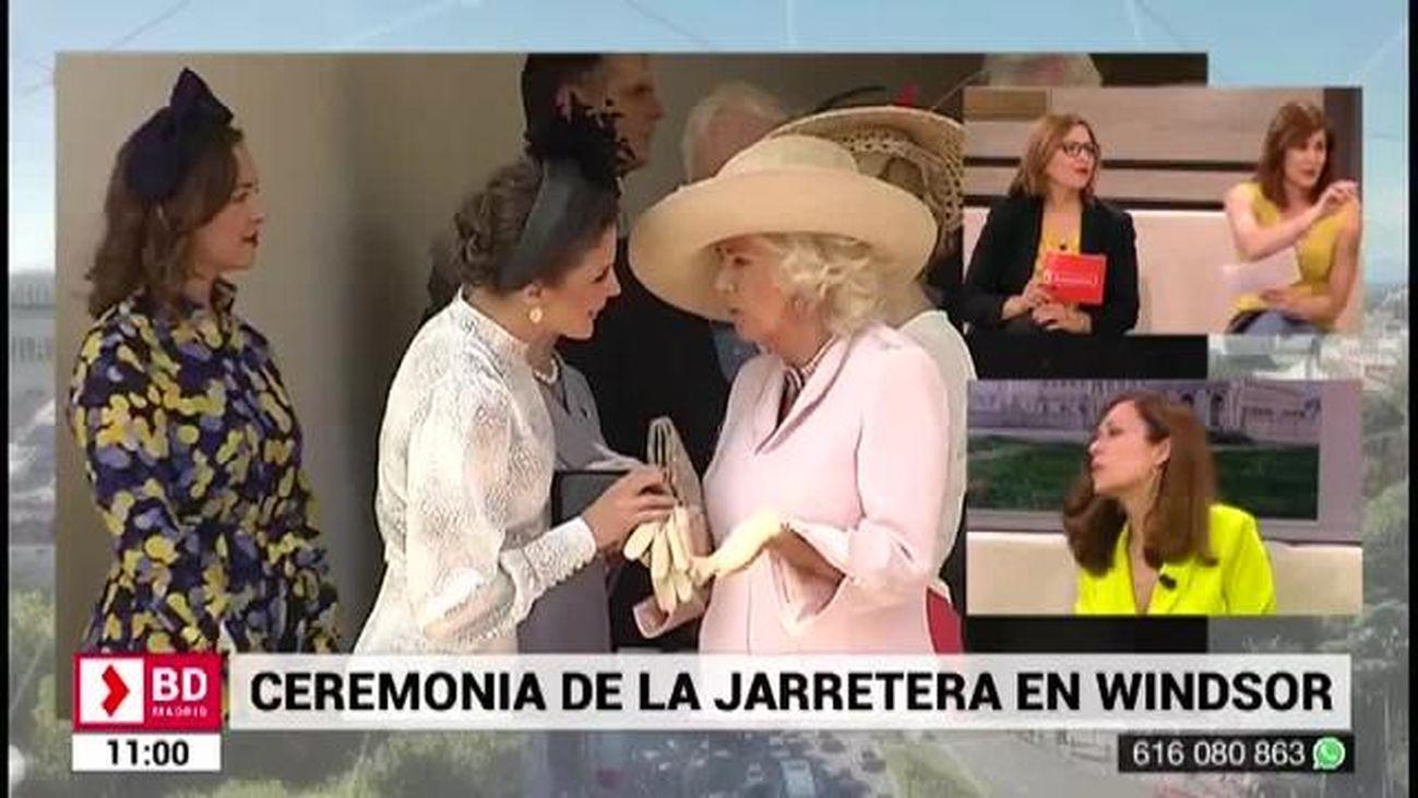 Buenos Días Madrid (10:30 - 11:30) 18.06.2019
