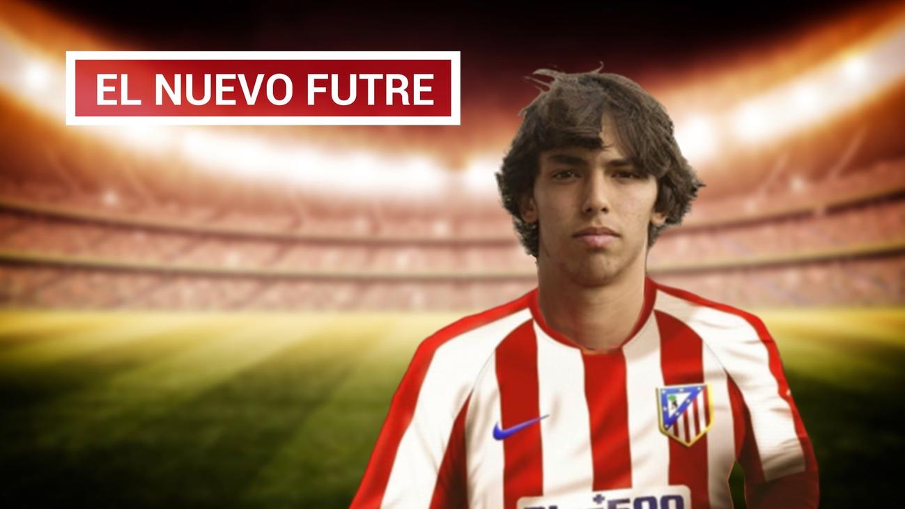 Joao Félix, a punto para el Atlético