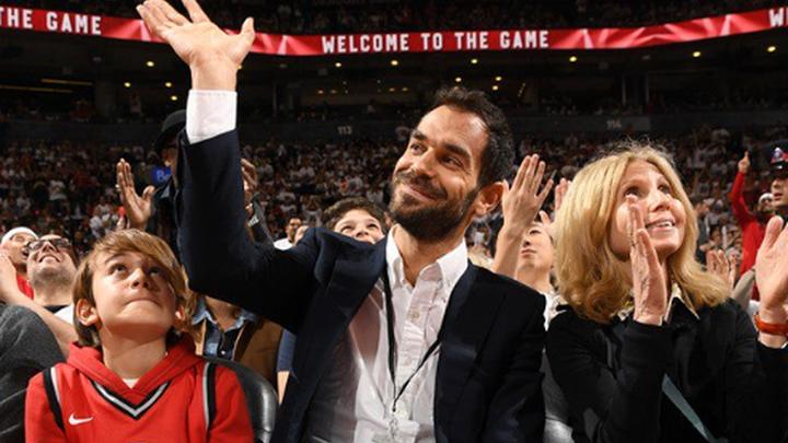 """Calderón: """"No imaginé nunca estar 14 años en la NBA"""""""