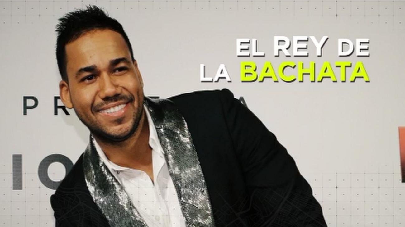 Romeo Santos, el Rey de la bachata, presenta en Madrid su nuevo disco