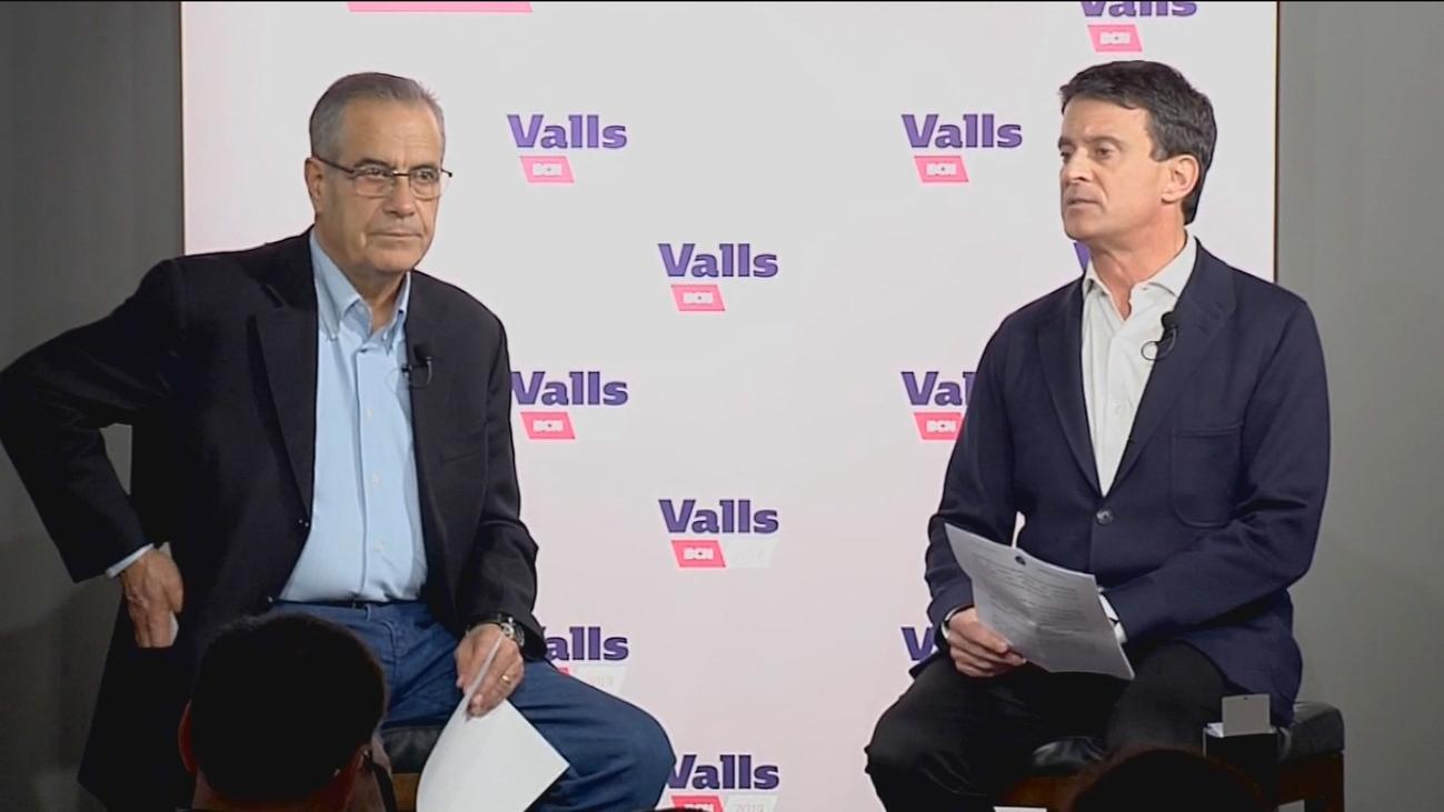 Corbacho, en la encrucijada entre Valls y Ciudadanos