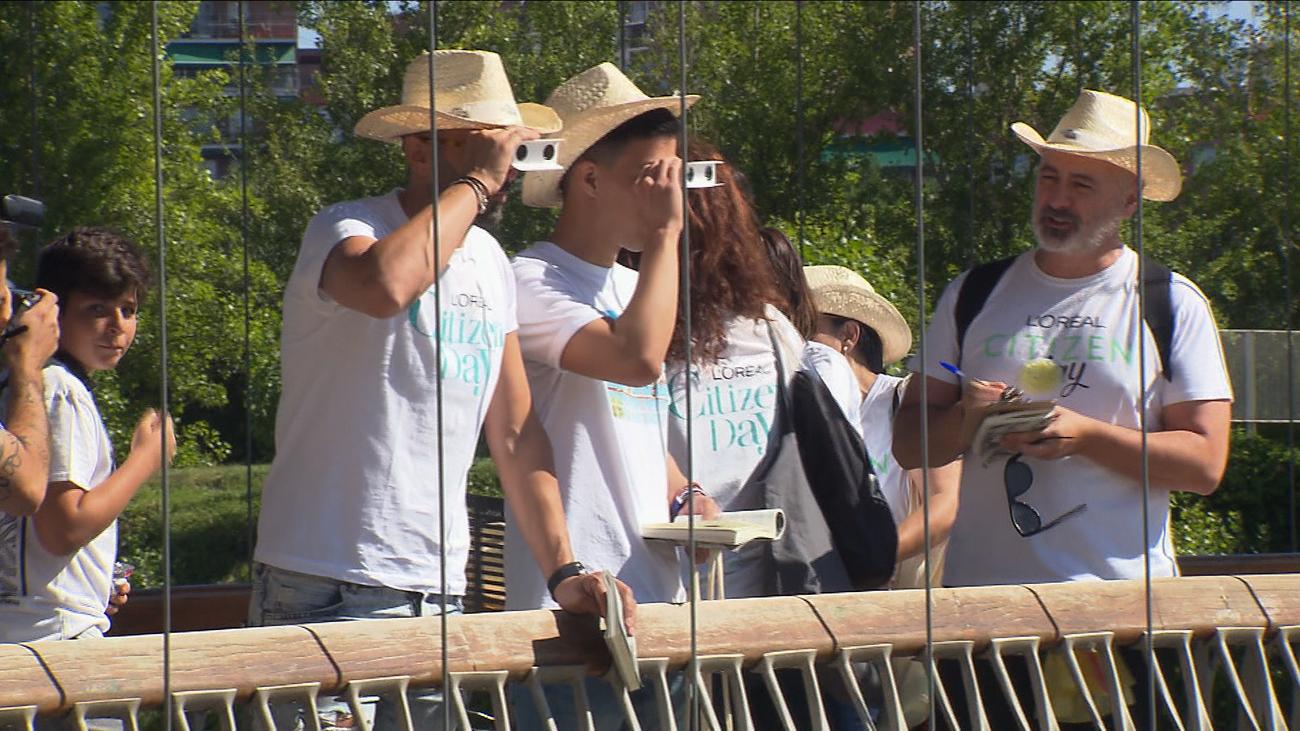 Más de 500 voluntarios analizan la salud del río Manzanares