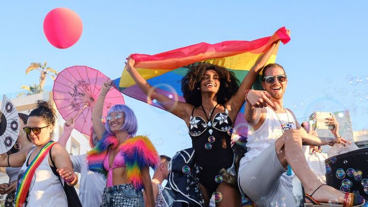 Más Madrid denuncia insultos e intento de agresión homófobos en las fiestas de La Paloma