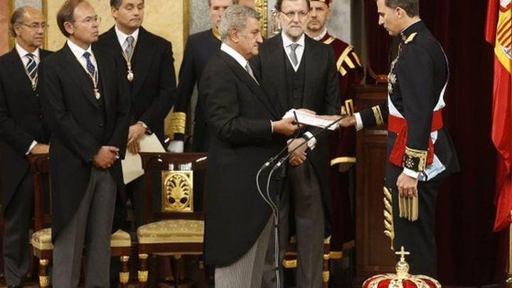 Especial cinco años de mandato del rey Felipe VI