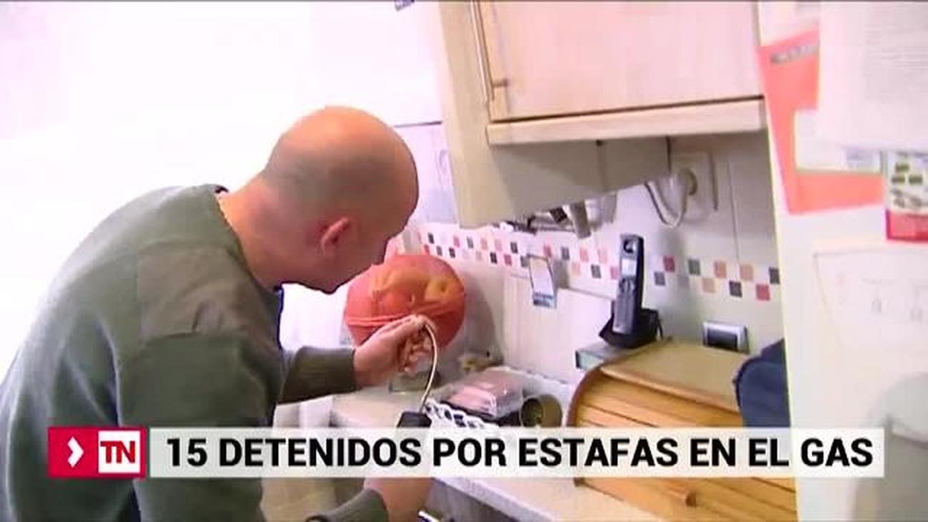 Quince detenidos en Madrid en la llamada 'operación Chispa'