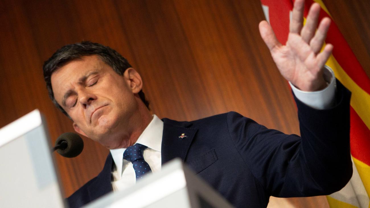 """Valls carga contra Albert Rivera y Ciudadanos por su """"estrategia sectaria"""""""