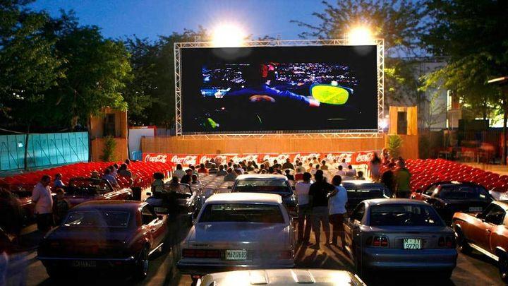 Así es el programa del cine de verano en el Parque de la Bombilla