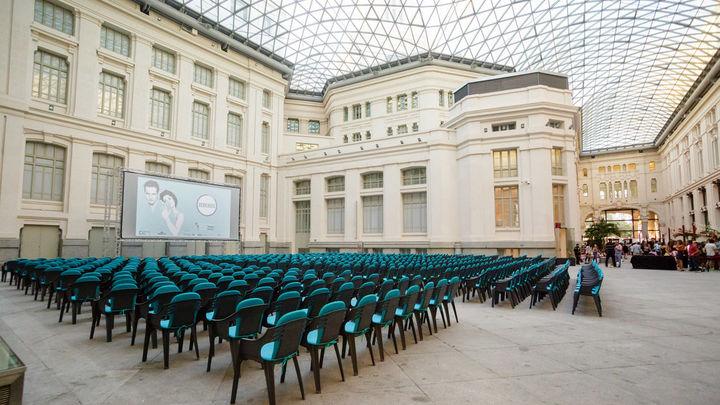 Cibeles de Cine, mes de clásicos y recientes éxitos en una sala al aire libre