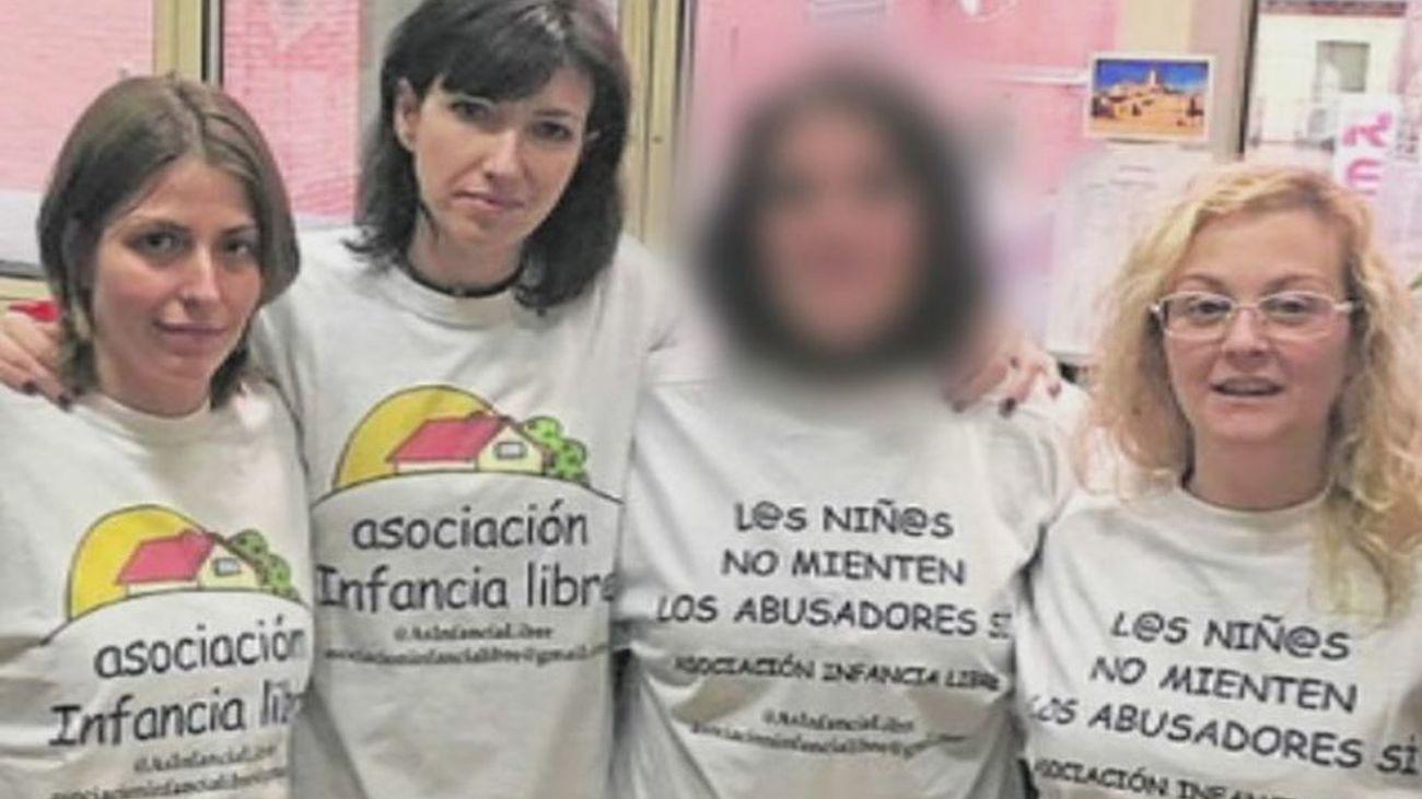 Ya hay una veintena de denuncias contra la asociación Infancia Libre