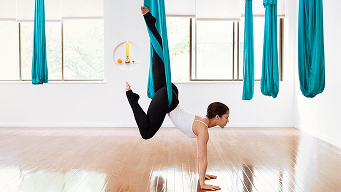 'Airfit', la nueva moda dentro del fitness