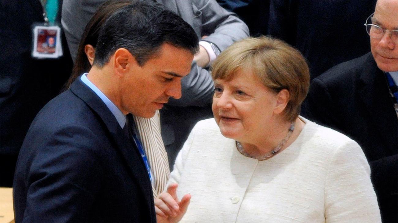 Los líderes europeos debaten el reparto de puestos en la UE