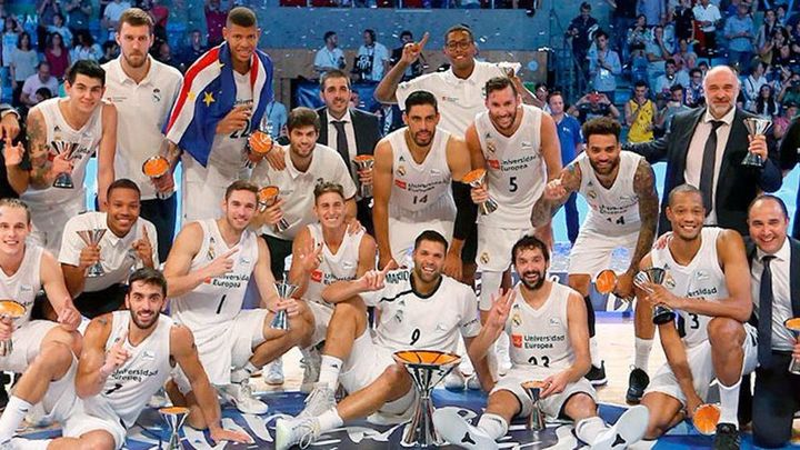 68-74 (1-3). El Real Madrid conquista su 35ª liga